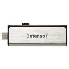 Intenso Mobile Line, 16GB 16GB USB 2.0 Capacity Plata unidad flash USB