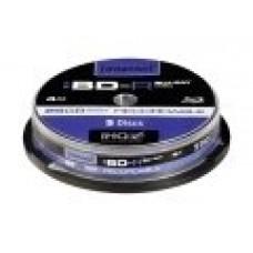Intenso 5001111 25GB BD-R 5pieza(s) disco blu-ray lectura/escritura (BD)