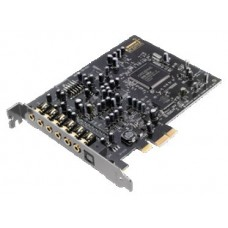 Creative Labs Sound Blaster Audigy Rx Interno 7.1channels PCI-E