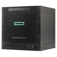 SERVIDOR HP MICROSERVER GEN10 AMD OPTERON X3216 1.6 GHz 8GB RAM DDR4 sin HDD-DESPRECINTADO