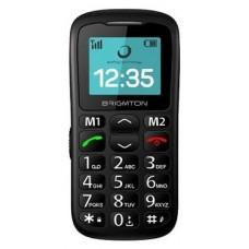 "TELÉFONO MÓVIL BRIGMTON BTM-11 1,77"" NEGRO"