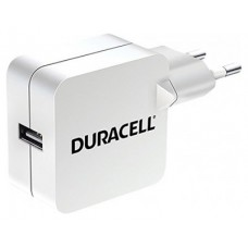 CARGADOR DURACELL DRACUSB2W-EU