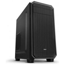 NOX Coolbay MX2 Mini-Tower Negro carcasa de ordenador