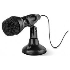Krom Kyp Presentation microphone Alámbrico Negro