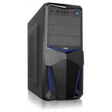 NOX NXPAX Midi-Tower Negro carcasa de ordenador