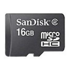 MEMORIA SANDISK MICROSDHC 16GB