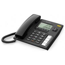 TELEFONO CON CABLE ALCATEL T76 CE BLK