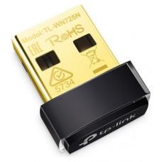 TP-LINK 150Mbps Wireless N Nano USB WLAN 150Mbit/s adaptador y tarjeta de red