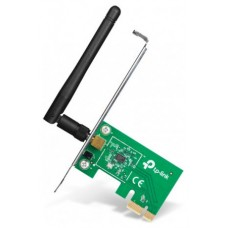 TP-LINK 150Mbps Wireless PCI Epress Adapter Interno 150Mbit/s adaptador y tarjeta de red