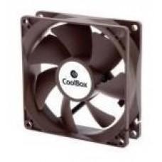 VENTILADOR CAJA COOLBOX 80MM 3-PIN 1600RPM