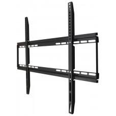 "Gembird WM-75F-01 75"" Negro soporte de pared para pantalla plana"