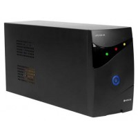 Woxter PE26-062 650VA 3AC outlet(s) Negro sistema de alimentación ininterrumpida (UPS)