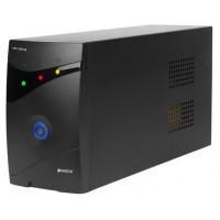 Woxter UPS 1200 VA Línea interactiva 1200VA 3AC outlet(s) Mini tower Negro sistema de alimentación ininterrumpida (UPS)